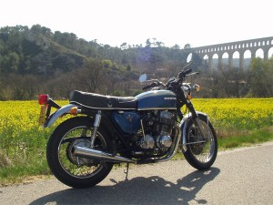 Classic Bike Esprits Honda 750 K2