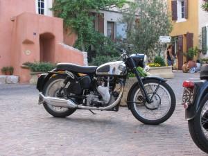 Velocette Venom Classic Bike Esprit
