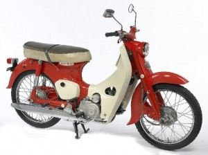 Honda 50cc step through